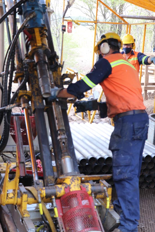 Drilling campaign_Condor Gold moves forward drilling in Cacao vein prospect